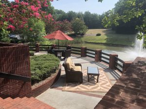 About Laura Taylor - Outside Counseling Area - New Day High Point