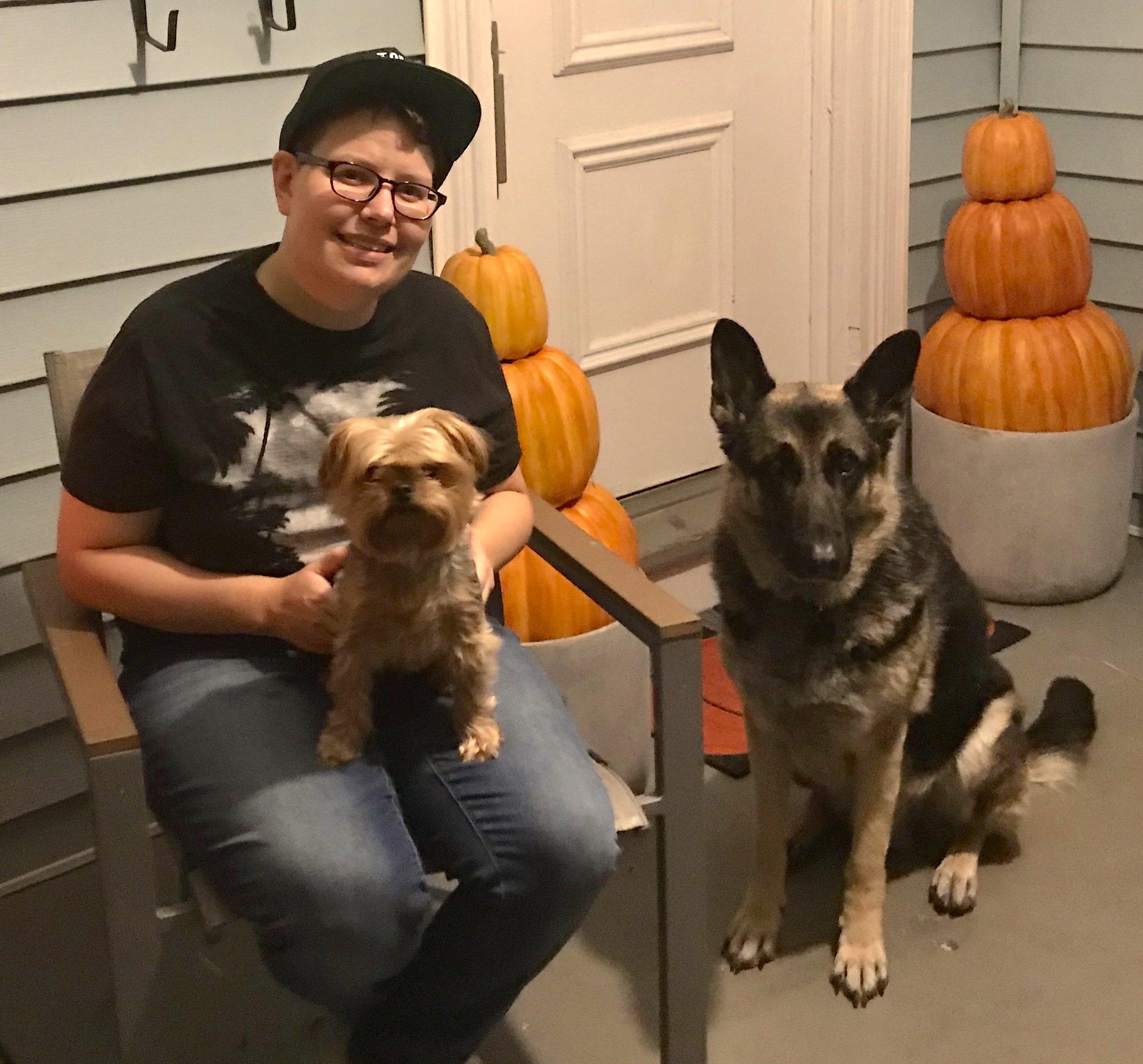 Me and Doggies